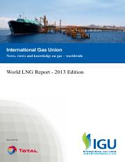 IGU_world_LNG_report_2013