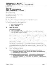 7.Auditing 1 Cash.docx