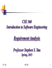 Lecture 6 CSE 360 Spring 2015 - Requirements analysis.pdf