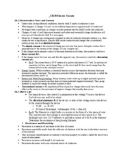 CH 20 Notes
