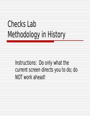 Checks_Lab_Student_Directions.ppt