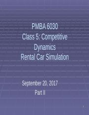 PMBA 6030 Class 5 Competitive Dynamics - Rental Car 2017 Part 2 out.pptx