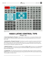 LatheControlTips