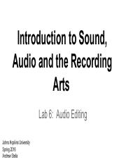 Lab 6- Editing Audio.pdf