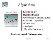 17-Shortest-Paths-I