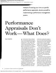Paper4Heathfield 2007_Performance appraisals dont work.pdf