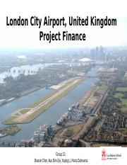 Presentation London City Airport Oroject Finance.pptx
