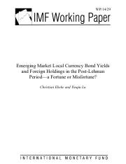 Emerging Market Local Currency Bond Yields and Foreign Holdings in the Post-Lehman period.pdf