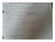 Non linear inequalities