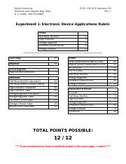 ECEL 303 - Lab 1 - Electronic Device Applications Rubric.pdf