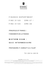 Midterm exam - T2 14-15 - FIN123 CRN37 - questions and solutions 2.pdf