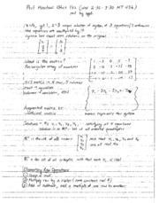 math294 full set lecture notes