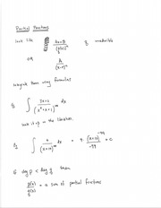 Partial Fractions 2