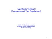 M670_8_2(Hypothesis Testing II)