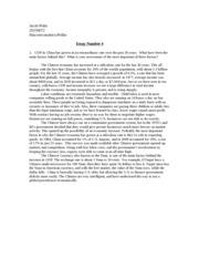 amherst economics thesis