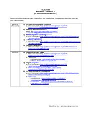 Blended Learning 1 reading list  (version 4)