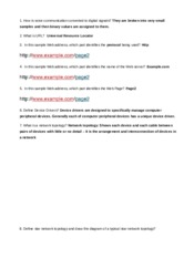 Introduction To Networking U2_HomeWork2.docx