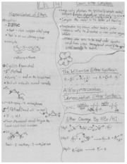 CHEM 302 Chapter 14 Notes
