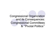 Congressional Organization Slides(1)