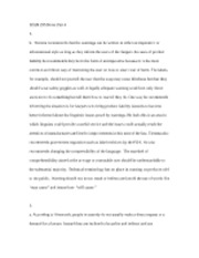 SPAN 295 Notes Part 4
