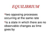 Chapter 10_Chemical Equilibrium