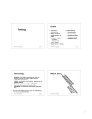 07-02-TestingStrategies-notes