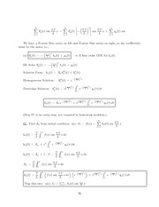 Differential Equations Lecture Work Solutions 76