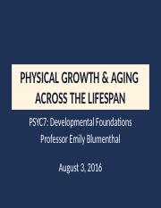 PSYC7SSII2016_Lecture3_PhysicalGrowthAging_ForClass