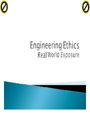 Chapter 5 Engineering Ethics_Real World Exposure
