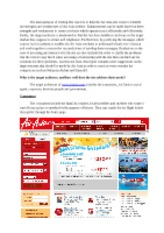 The main purpose of writing this report is to help the Air Asia site owner to identify the strengths