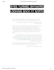 Space Quotations_ Looking Back at the Earth Quotes.pdf