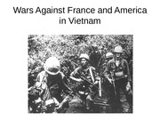 History Lecture #17 Wars Against France and America in Vietnam