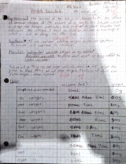 mole ratio lab essay example On quantities that we work with easily in the laboratory  for example, one mole  of pencil erasers would cover the earth's  notice that percent composition is  calculated by using the mole-to-mole ratio in the chemical  cannot be  physically isolated (for example, because it is embedded in filter paper, it does  not.
