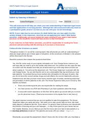 N3375_Module 2_Self-Assessment-updated.docx
