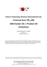 TN_100_USB_VID-PID_Guidelines