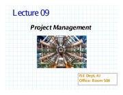 [QM] CHAPTER 13 - PROJECT MANAGEMENT