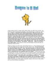 animal farm essay   animal farm essay in the book animal farm  most popular documents for none