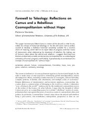 farewell to teleology reflections on camus.pdf