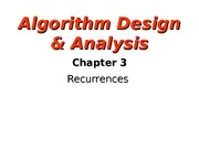 3-recurrences.ppt
