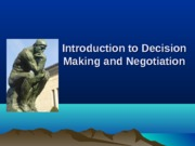 Sesi 1a Introduction to Decision