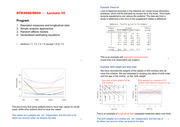 Longitudinal Data Notes