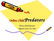 Online Child Predators