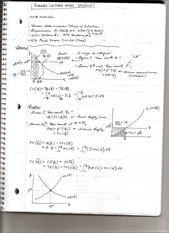 Intro to ECON100C Lecture Notes