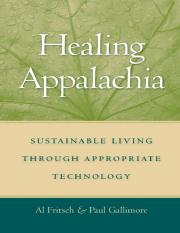 Healing Appalachia_ sustainable living through appropriate technology - Al Fritsch.pdf