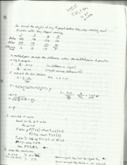 Statistics Matched Pairs Notes