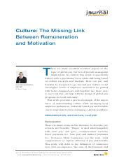 4-Herkenhoff - Culture - The missing link between remuneration and motivation.pdf