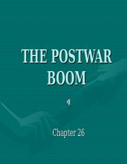 Students_Ch.26_THEPOSTWARBOOM.ppt