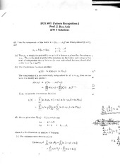 ECE 407 - Homework 5 with Answers