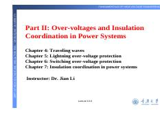 l14 pdf - DEPT OF HIGH VOLTAGE AND INSULATION ENG CHONGQING