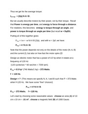 phys 12 average torque notes